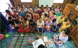 LIPミャンマーMJI貧困削減ファンド2